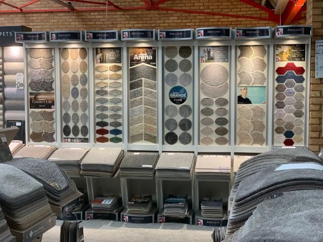 Abingdon Flooring Ranges